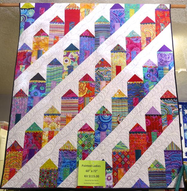 Store - Quilts Olé : painted quilt - Adamdwight.com