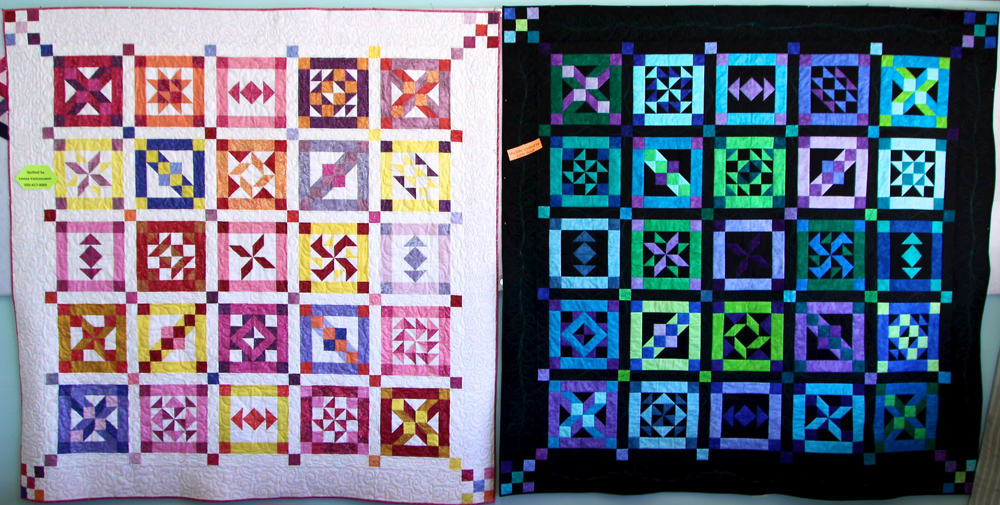 Saturday Sampler Quilting Program