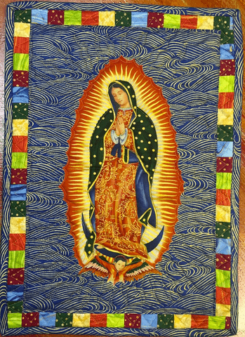 Our Lady of Guadalupe Wall Hanging Kit
